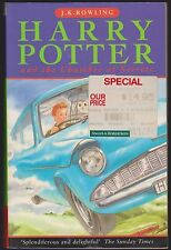 (RC33)2000 JK ROWLING Harry Potter book, major mistakes