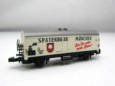 Marklin Z 8602 Spatenbrau Munchen Beer Wagon - UNBOXED - ZUW04P