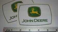 "2 John Deere 4 ""apro Moto Casco pegatinas OIM Tt Coches, Motos Ipads móviles"