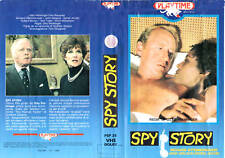 SPY STORY (1980)  VHS Playtime 1a Ed. Otto PREMINGER  Attenborough Gielgud