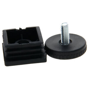 8/16pcs Adjustable Chair Leg Tips Table End Cap Covers Round Base Home Furniture
