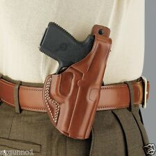 Galco PLE Paddle Holster for Glock 17, 22, 31 Right H. Tan, Part # PLE224