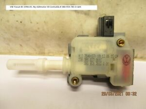VW Passat B5 1996-05. New actuator for Central Lock # 3B0-959-781-D Q01