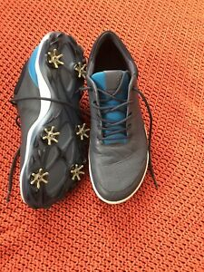ecco golf shoes 42 Worn Once UK8