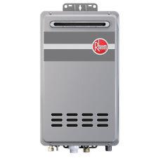 Rheem RTG-84XLN-1 180,000-BTU Outdoor Natural Gas Tankless Water Heater