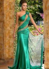 divine Robe de soiree/gala/Cocktail/mariage neuve style oriental t36/38