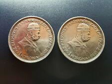 Ungarn 1 Korona 1896 ss, Franz Josef I. - Auf die Jahrtausendfeier Ungarns