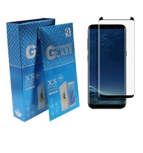 Lot 10 20 Tempered GLASS Screen Protector for Samsung S21 S20 S10 Note 20 S9