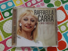 RAFFAELLA CARRA' CD I miei successi