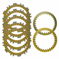 7pcs Friction & Steel Clutch Plates Kit For Yamaha T-Max 500 XP500 2002-2011
