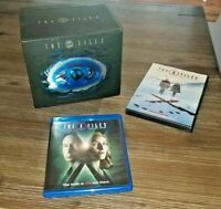 The X-Files Complete Collector's Edition 2 Movies - Limited Series