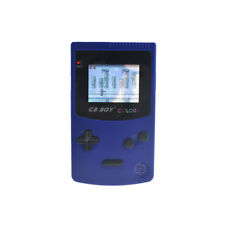 GB Boy Colour console plays Gameboy and Gameboy Colour carts -  backlit screen
