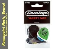 Dunlop Shred Pick Variety Pack 12 Picks (pvp118)