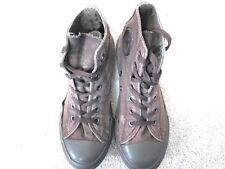 Converse All Star Chuck Taylor Hi top Size Junior EU 34 UK 2 Brown Grade C AA760