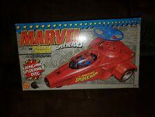 Marvel Superheroes Spiderman Dragster  Original Packaging ToyBiz Sealed