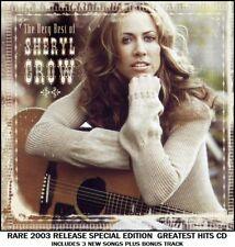 Sheryl Crow - The Essential Greatest Hits Collection - RARE 90's Pop Rock CD