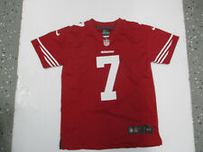 VINTAGE NIKE SAN FRANCISCO NINERS 49ers Colin Kaepernick YOUTH SMALL JERSEY