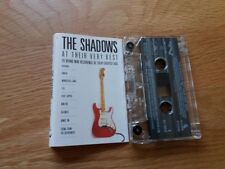 THE SHADOWS AT THEIR VERY BEST ( 20 TRACKS ) 1989 POLYDOR ( HOLLAND )