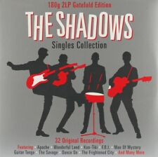 THE SHADOWS, SINGLES COLLECTION  Vinyl Record/LP *NEW*