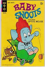 Baby Snoots Featuring Uptite Mouse #3 Vg 4.0 1971 Gold Key See my store