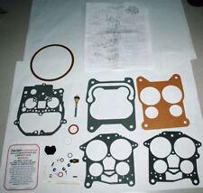 "1970 74 CARBURETOR  KIT BUICK 455"" ENGINES - ROCHESTER Q-JET 4 BARREL NEW"