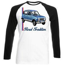 RENAULT 4L Ispirato-NUOVO Amazing Graphic T-Shirt S-M-L-XL - XXL