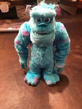 MONSTERS UNIVERSITY Disney Pixar Sully Shake & Scare Plush Interactive Talking