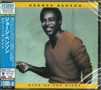 George Benson - Give Me the Night (Remastered) [New CD] Japan - Import