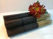 "African Jasmin 500-100X5 Handmade/ Dipped 11"" Incense Stks, Select Up To 5 Scent"