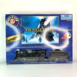 The Polar Express Lionel 7-11803 - Ready to Play Train Set - Missing Bell