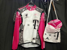 NEAR NOS Team Telekom cycling ORIGINALE Race Team Inverno Giacca Adidas Softshell