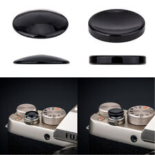 2PCS Brass Soft Shutter Release Button Cap for Canon EOS M5 M10 M50 G7X G9X II