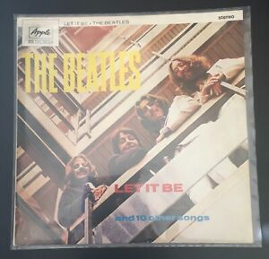 The Beatles – Let It Be And 10 Other Songs Germany 1987