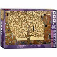 Eurographics  1000 Piece Jigsaw Puzzle Tree of Life / Gustav Klimt EG60006059
