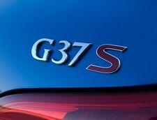 Infiniti G37S OEM Emblem Nissan Genuine Part G 37 S