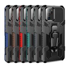 For Samsung A10S A20S A30S A50S A70S Shockproof Armor Kickstand Clip Cover Case