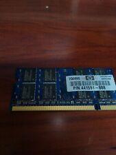 2GB PC2-6400 Laptop RAM ultra slim computer | 441591-888