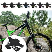 Vélo de montagne Garde-boue Protections Pare-Boue bicyclette Fender rainplate
