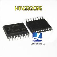 5pcs 232CBE HIN232CBE SOP16 new