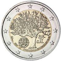 Portugal 2 Euro 2007 Ratspräsidentschaft der EU Gedenkmünze bankfrisch
