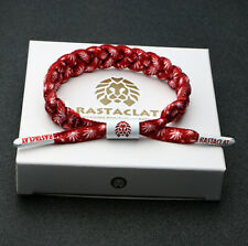 New Powder hemp leaf Rastaclat² classic lace bracelet
