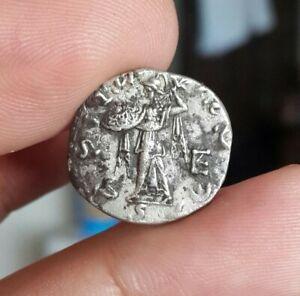 BACTRIA Menander I Soter, 165/155-130 BC. Drachm