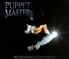PUPPET MASTER Richard Band, Peter Bernstein etc 5CD BOX SET LIMITED SEALED