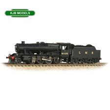 More details for bnib n gauge farish 372-161 lms stanier 8f 8035 lms black (revised) loco