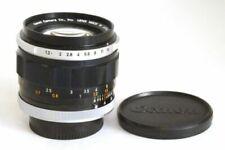 Objetivos f/1, 2 55 mm... para cámaras