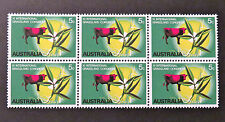 1970 Australian Stamps - 11th National Grassland Congress - Set of 6 MNH