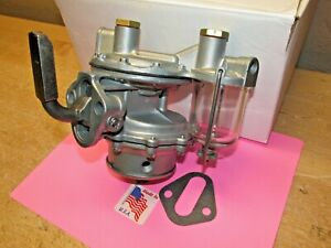 1939 BUICK 60 80 90 SERIES DUAL ACTION REBUILT FUEL PUMP FOR MODERN FUELS AC#518