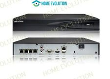 Nvr Videosorveglianza Hikvision DS-7604Ni-K1 4P POE