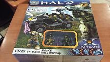 Halo Pax Hog Halo Fest CE UNSC Warthog Mega Bloks 99660 - NEW!! SEALED!