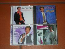 """""""CD"""" - Sammlung von 4 Stk. LEONARD"""